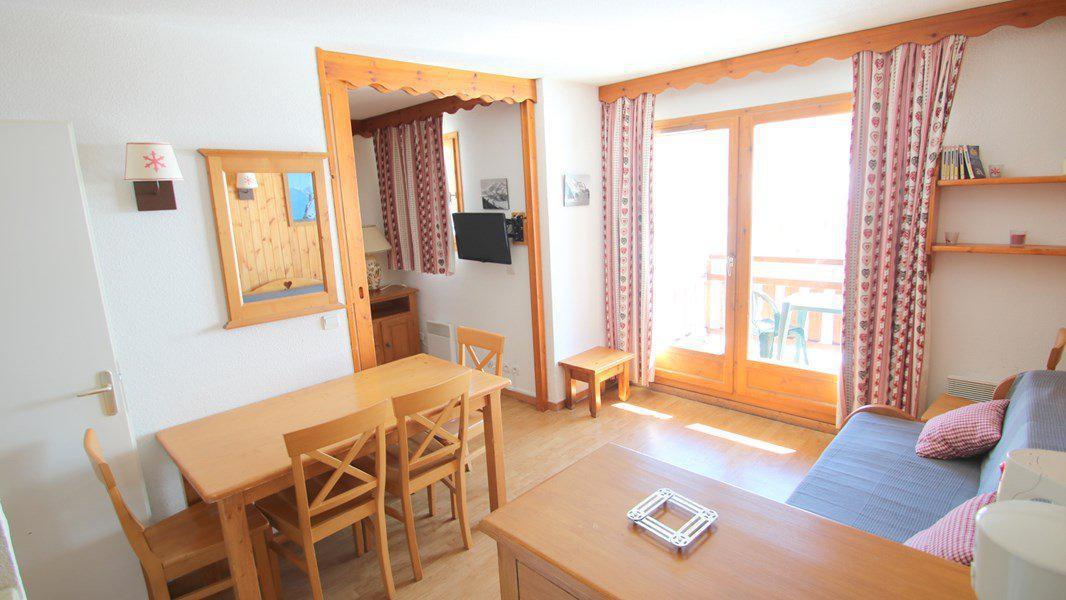 Location au ski Appartement 3 pièces 6 personnes (C310) - Résidence Parc aux Etoiles - Puy-Saint-Vincent - Table