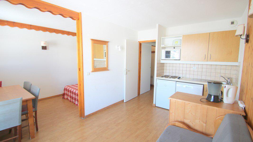 Location au ski Appartement 3 pièces 6 personnes (C313) - Résidence Parc aux Etoiles - Puy-Saint-Vincent - Kitchenette