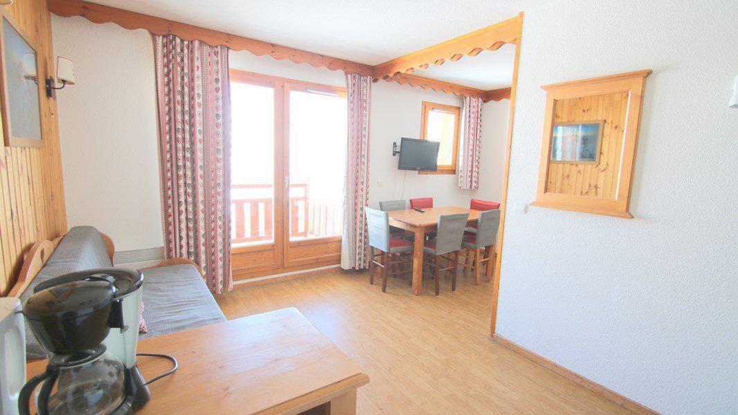 Location au ski Appartement 3 pièces 6 personnes (C313) - Résidence Parc aux Etoiles - Puy-Saint-Vincent - Séjour