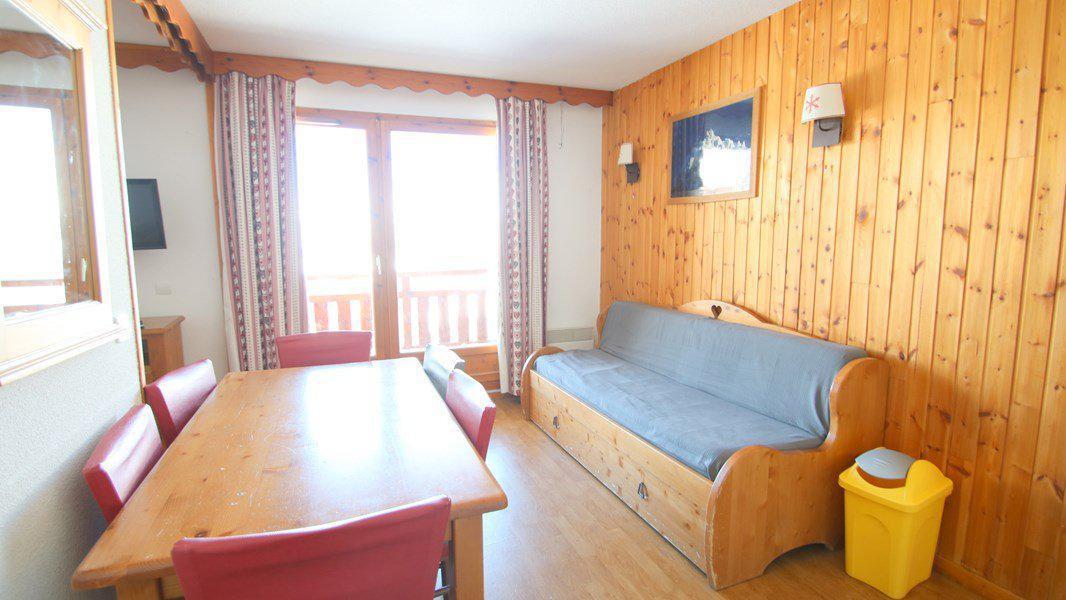 Location au ski Appartement 3 pièces 6 personnes (C314) - Résidence Parc aux Etoiles - Puy-Saint-Vincent - Séjour