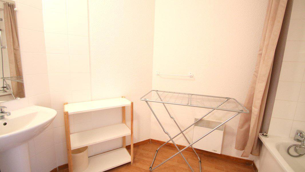 Location au ski Appartement 3 pièces 6 personnes (C403) - Résidence Parc aux Etoiles - Puy-Saint-Vincent - Baignoire