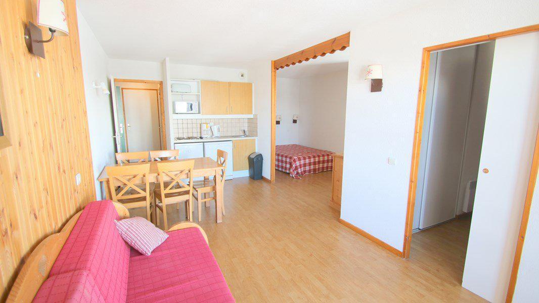 Location au ski Appartement 3 pièces 6 personnes (C403) - Résidence Parc aux Etoiles - Puy-Saint-Vincent - Kitchenette