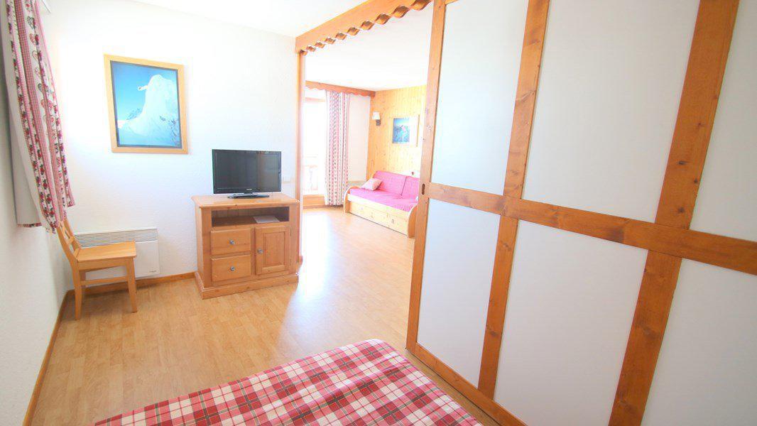 Location au ski Appartement 3 pièces 6 personnes (C403) - Résidence Parc aux Etoiles - Puy-Saint-Vincent - Lit double
