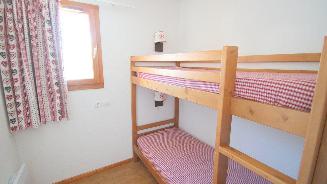 Location au ski Appartement 3 pièces 6 personnes (C403) - Résidence Parc aux Etoiles - Puy-Saint-Vincent - Lits superposés