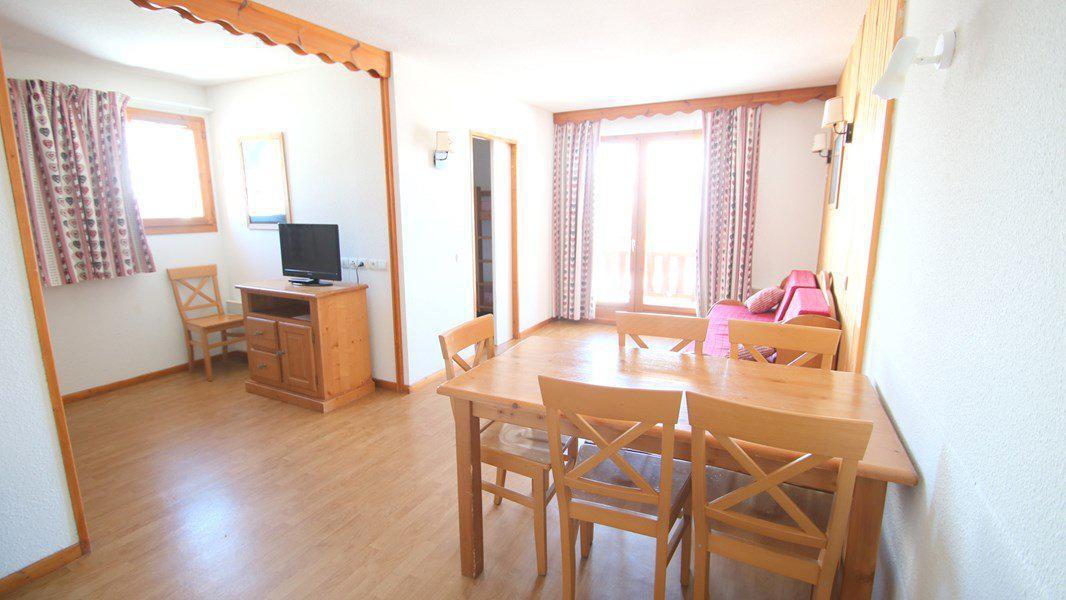 Location au ski Appartement 3 pièces 6 personnes (C403) - Résidence Parc aux Etoiles - Puy-Saint-Vincent - Séjour