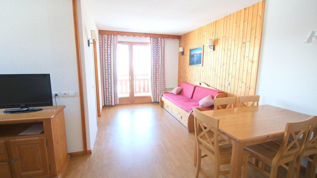 Location au ski Appartement 3 pièces 6 personnes (C403) - Résidence Parc aux Etoiles - Puy-Saint-Vincent - Table