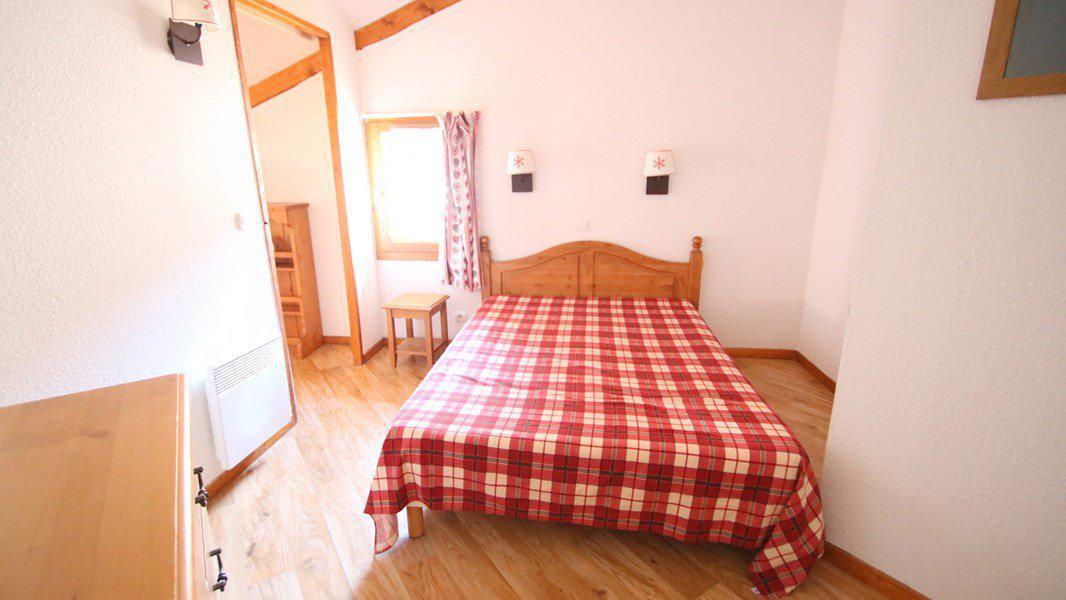 Location au ski Appartement 3 pièces 6 personnes (C503) - Résidence Parc aux Etoiles - Puy-Saint-Vincent - Lit double