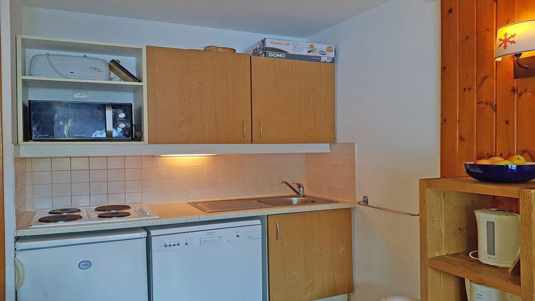 Location au ski Appartement 4 pièces 7 personnes (A110) - Résidence Parc aux Etoiles - Puy-Saint-Vincent - Kitchenette