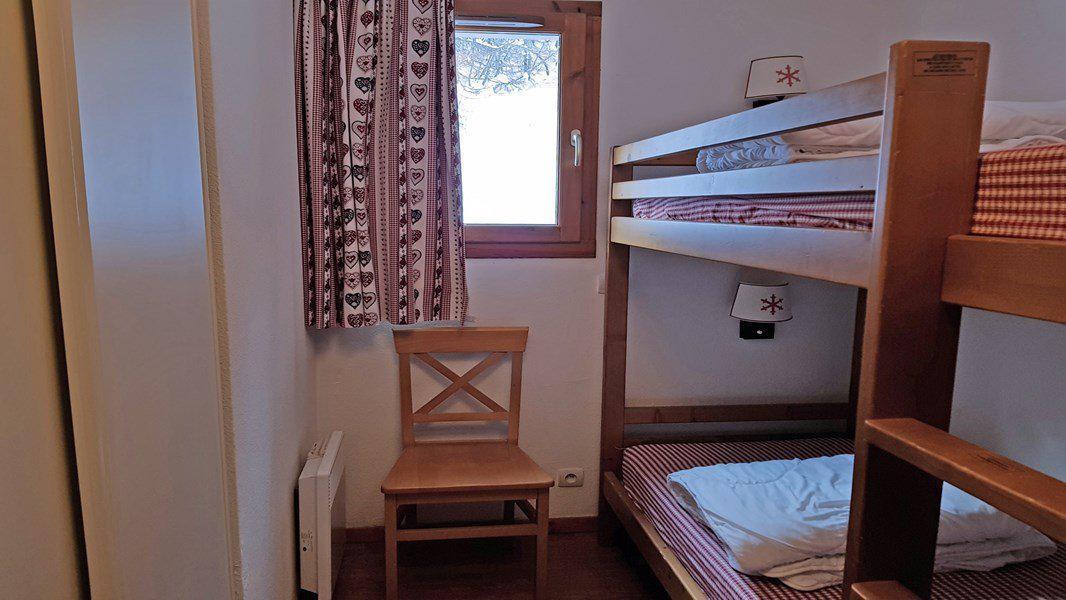 Location au ski Appartement 4 pièces 7 personnes (A110) - Résidence Parc aux Etoiles - Puy-Saint-Vincent - Lits superposés