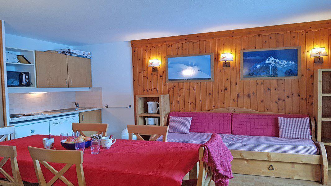 Location au ski Appartement 4 pièces 7 personnes (A110) - Résidence Parc aux Etoiles - Puy-Saint-Vincent - Séjour