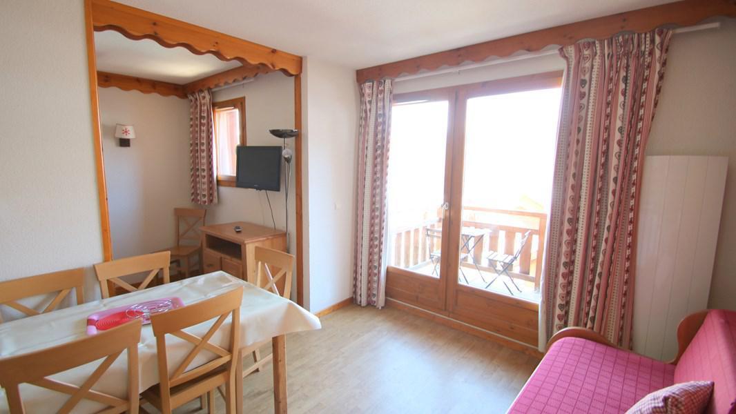 Location au ski Appartement 4 pièces 7 personnes (A212) - Résidence Parc aux Etoiles - Puy-Saint-Vincent - Table