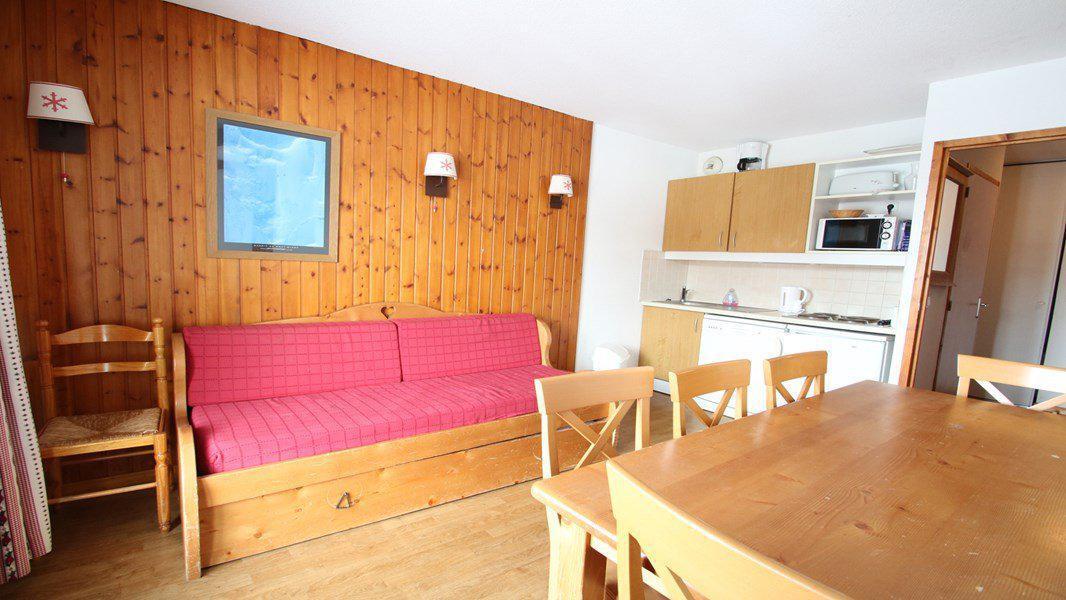 Location au ski Appartement 4 pièces 7 personnes (B102) - Résidence Parc aux Etoiles - Puy-Saint-Vincent - Kitchenette