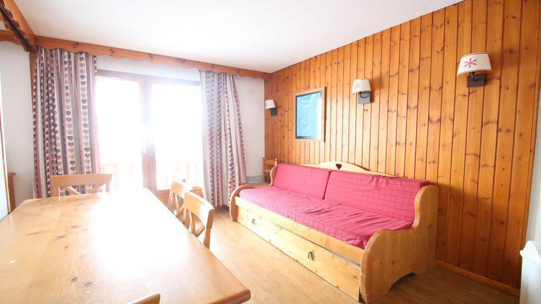 Location au ski Appartement 4 pièces 7 personnes (B102) - Résidence Parc aux Etoiles - Puy-Saint-Vincent - Lit double