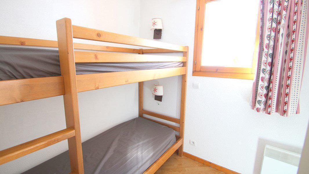 Location au ski Appartement 4 pièces 7 personnes (C306) - Résidence Parc aux Etoiles - Puy-Saint-Vincent - Lits superposés