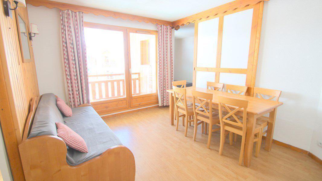 Location au ski Appartement 4 pièces 7 personnes (C306) - Résidence Parc aux Etoiles - Puy-Saint-Vincent - Séjour