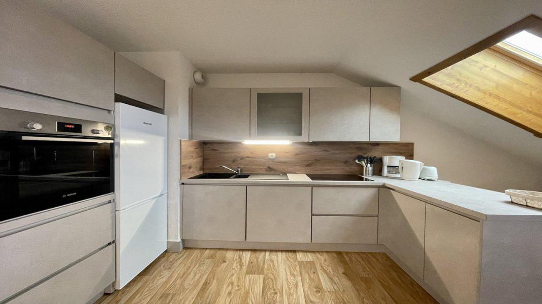 Location au ski Appartement 4 pièces 8 personnes (C505) - Résidence Parc aux Etoiles - Puy-Saint-Vincent - Lit double