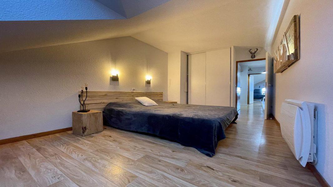 Location au ski Appartement 4 pièces 8 personnes (C505) - Résidence Parc aux Etoiles - Puy-Saint-Vincent - Lits superposés