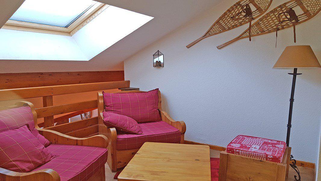 Location au ski Appartement duplex 3 pièces 6 personnes (B204) - Résidence Parc aux Etoiles - Puy-Saint-Vincent - Fauteuil