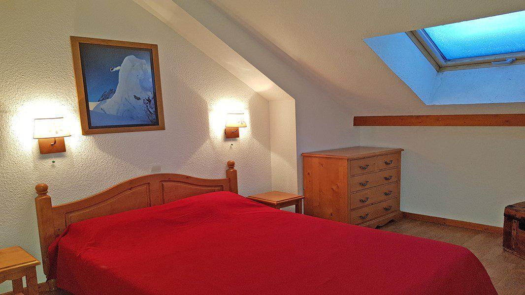 Location au ski Appartement duplex 3 pièces 6 personnes (B204) - Résidence Parc aux Etoiles - Puy-Saint-Vincent - Lit double