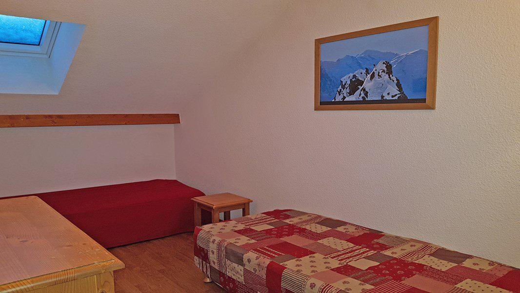 Location au ski Appartement duplex 3 pièces 6 personnes (B204) - Résidence Parc aux Etoiles - Puy-Saint-Vincent - Lit simple