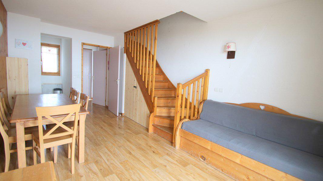 Location au ski Appartement duplex 3 pièces 7 personnes (CH02) - Résidence Parc aux Etoiles - Puy-Saint-Vincent - Séjour