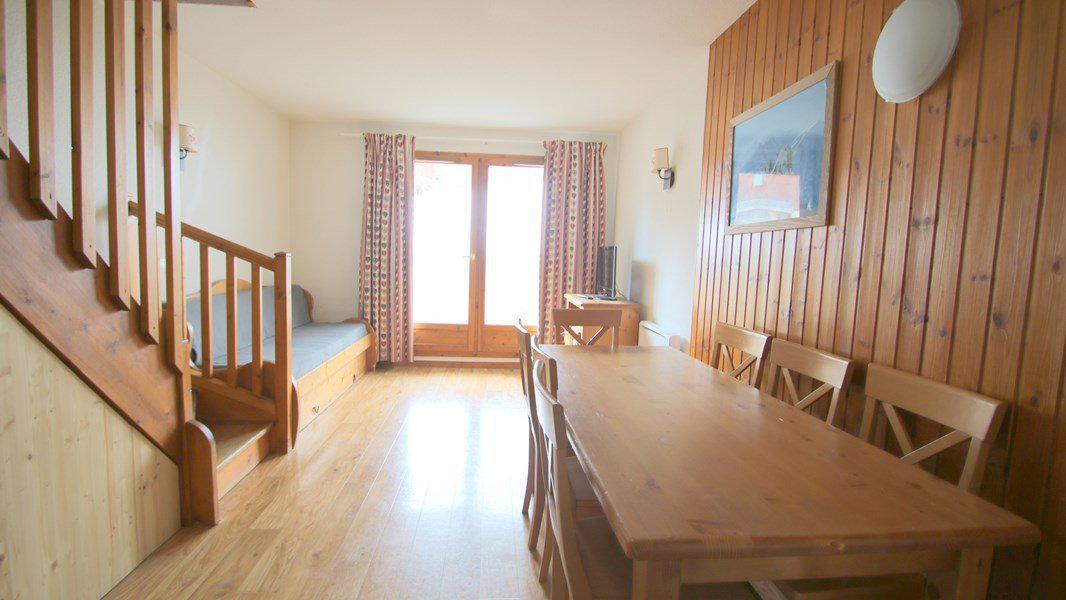 Location au ski Appartement duplex 3 pièces 7 personnes (CH02) - Résidence Parc aux Etoiles - Puy-Saint-Vincent - Table