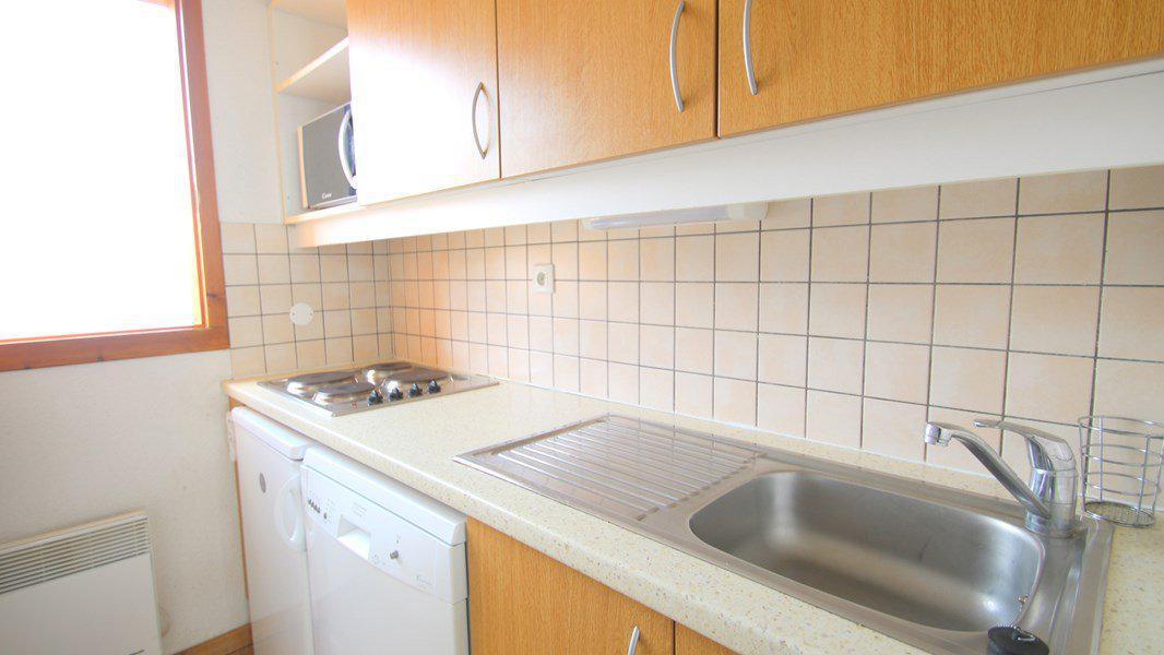Location au ski Appartement duplex 3 pièces 7 personnes (CH06) - Résidence Parc aux Etoiles - Puy-Saint-Vincent - Kitchenette
