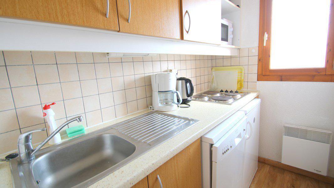 Location au ski Appartement duplex 3 pièces 7 personnes (CH07) - Résidence Parc aux Etoiles - Puy-Saint-Vincent - Kitchenette