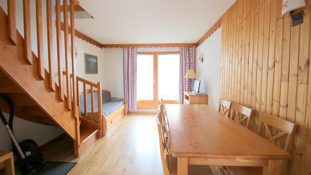 Location au ski Appartement duplex 3 pièces 7 personnes (CH07) - Résidence Parc aux Etoiles - Puy-Saint-Vincent - Séjour