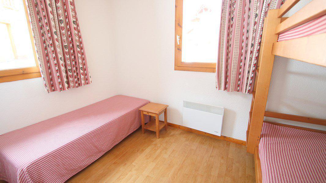Location au ski Appartement duplex 3 pièces 7 personnes (CH12) - Résidence Parc aux Etoiles - Puy-Saint-Vincent - Lit simple
