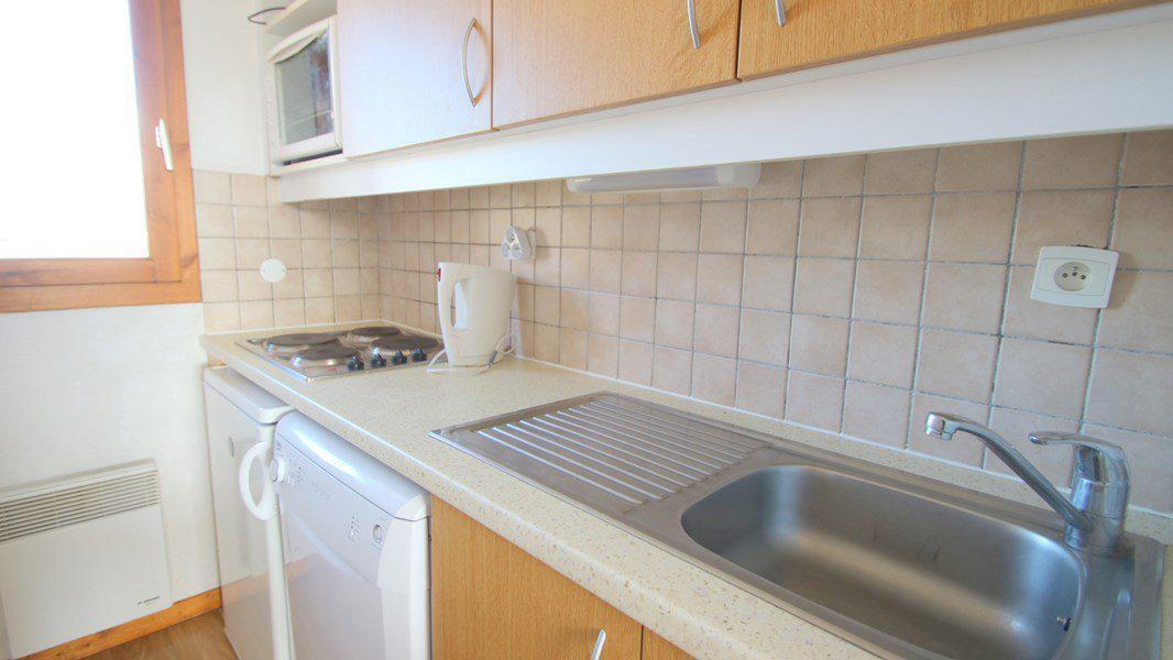 Location au ski Appartement duplex 3 pièces 7 personnes (CH13) - Résidence Parc aux Etoiles - Puy-Saint-Vincent - Kitchenette