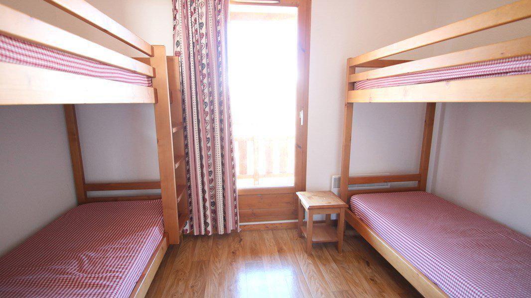 Location au ski Appartement duplex 3 pièces 7 personnes (CH13) - Résidence Parc aux Etoiles - Puy-Saint-Vincent - Lits superposés