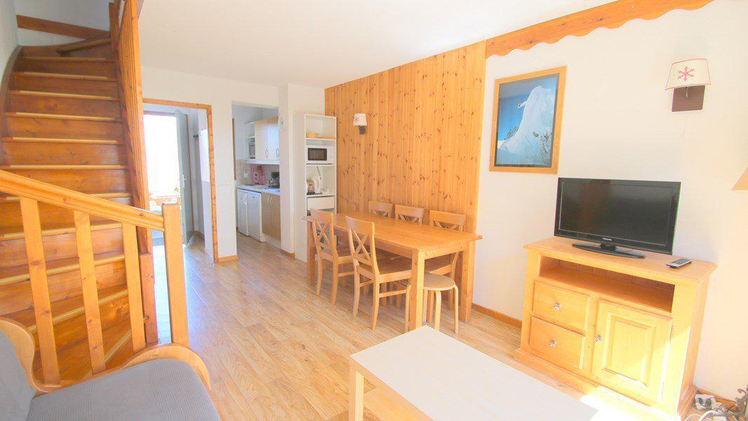 Location au ski Appartement duplex 3 pièces 7 personnes (CH16) - Résidence Parc aux Etoiles - Puy-Saint-Vincent - Séjour
