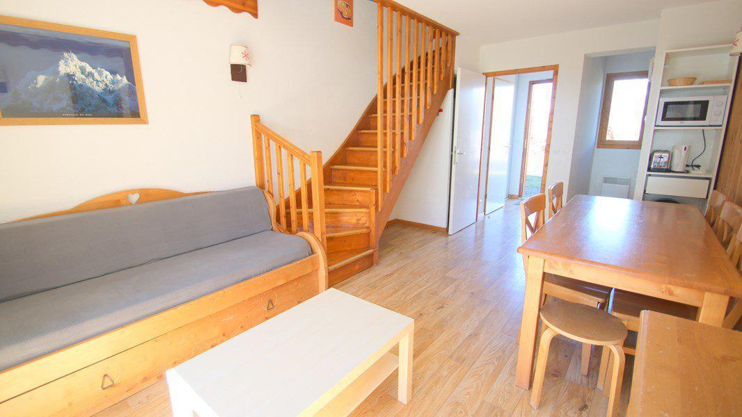Location au ski Appartement duplex 3 pièces 7 personnes (CH16) - Résidence Parc aux Etoiles - Puy-Saint-Vincent - Table