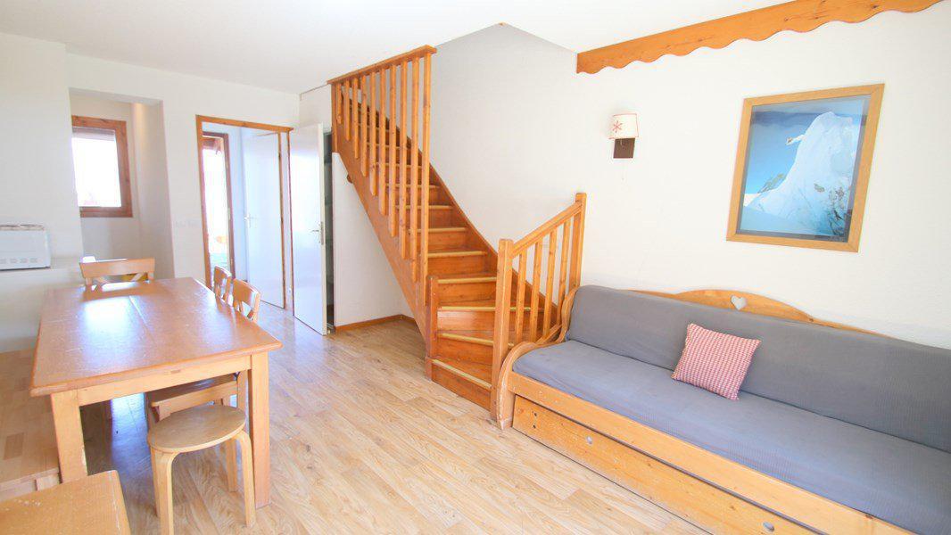 Location au ski Appartement duplex 3 pièces 7 personnes (CH17) - Résidence Parc aux Etoiles - Puy-Saint-Vincent - Séjour