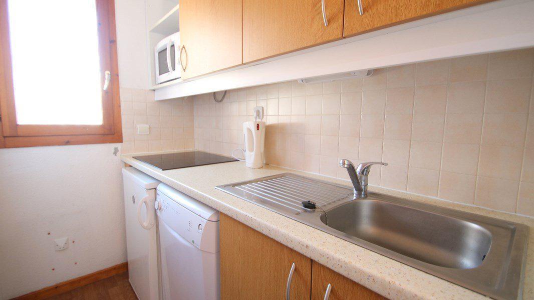 Location au ski Appartement duplex 3 pièces 7 personnes (CH18) - Résidence Parc aux Etoiles - Puy-Saint-Vincent - Kitchenette