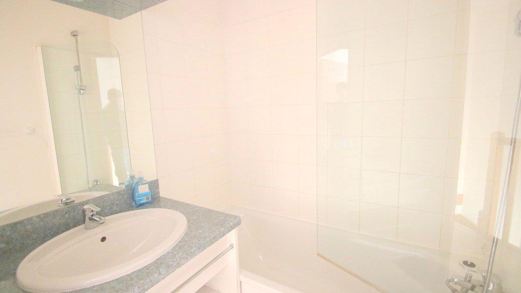 Location au ski Appartement duplex 3 pièces 7 personnes (CH18) - Résidence Parc aux Etoiles - Puy-Saint-Vincent - Salle de bains