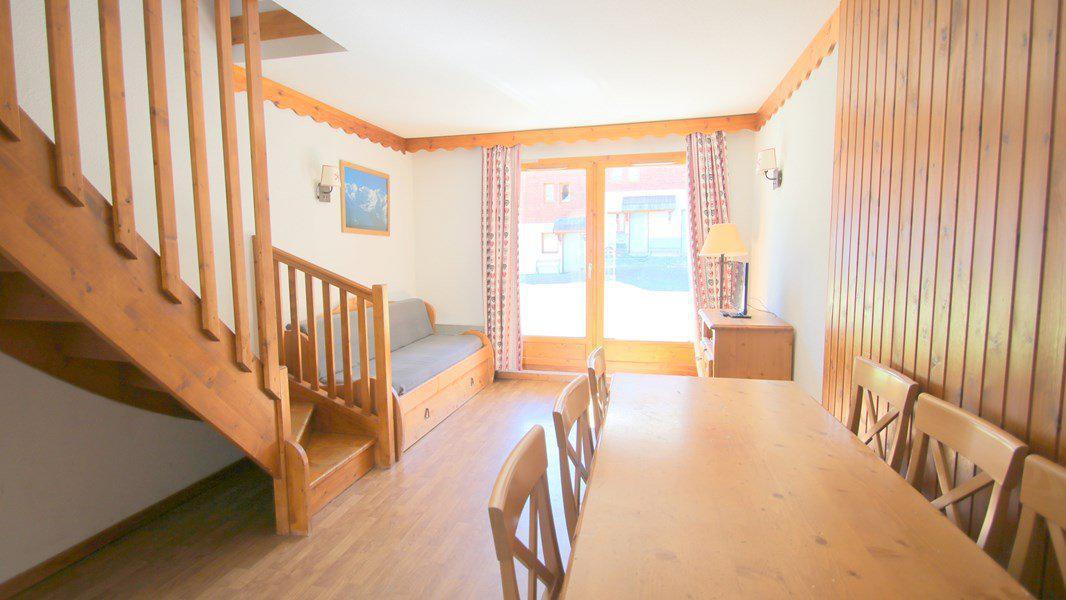 Location au ski Appartement duplex 3 pièces 7 personnes (CH20) - Résidence Parc aux Etoiles - Puy-Saint-Vincent - Séjour