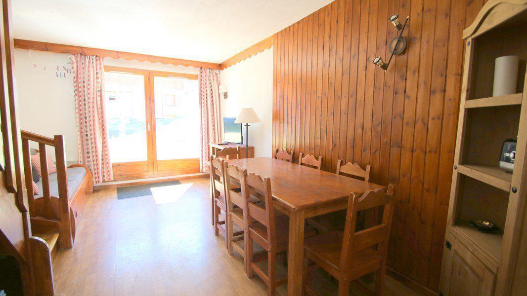 Location au ski Appartement duplex 3 pièces 7 personnes (CH22) - Résidence Parc aux Etoiles - Puy-Saint-Vincent - Séjour