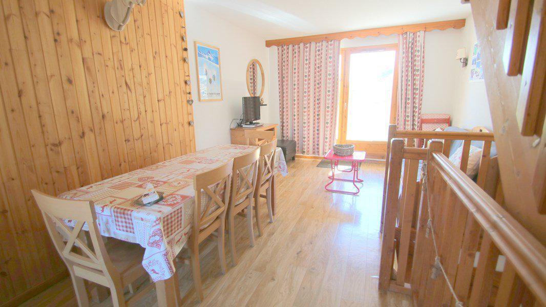 Location au ski Appartement triplex 5 pièces 8 personnes (CH25) - Résidence Parc aux Etoiles - Puy-Saint-Vincent - Séjour