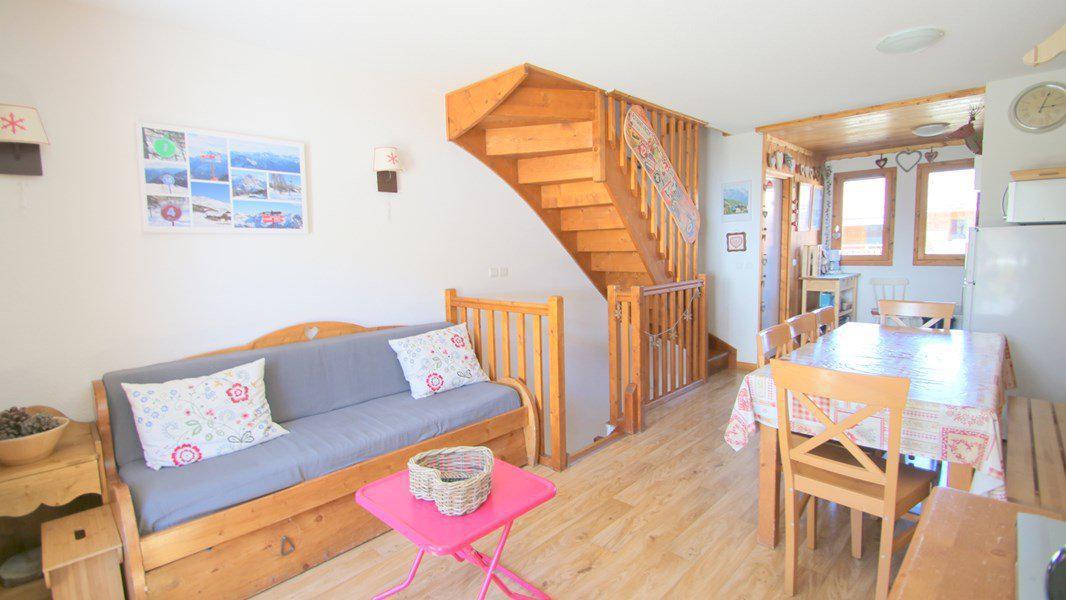 Location au ski Appartement triplex 5 pièces 8 personnes (CH25) - Résidence Parc aux Etoiles - Puy-Saint-Vincent - Table