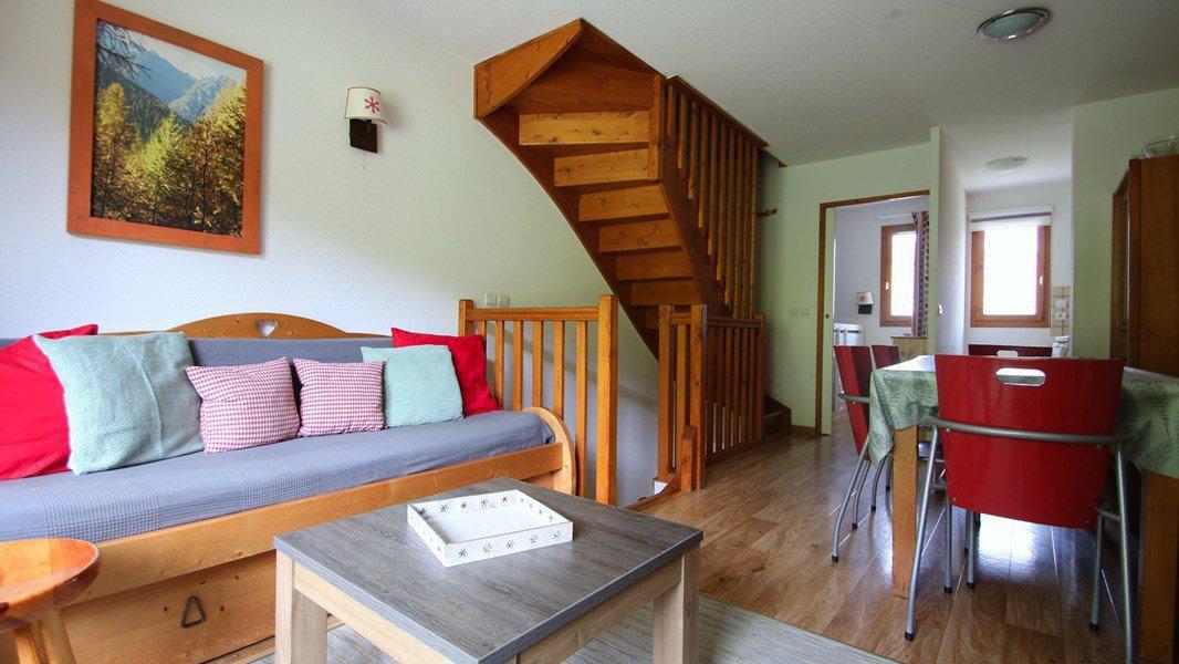 Location au ski Appartement triplex 5 pièces 8 personnes (CH26) - Résidence Parc aux Etoiles - Puy-Saint-Vincent - Séjour