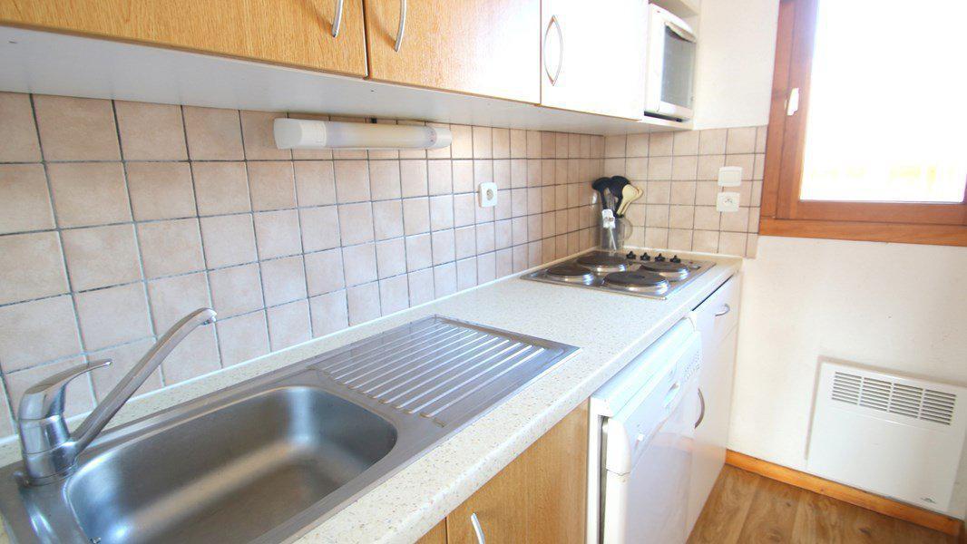 Location au ski Appartement triplex 5 pièces 8 personnes (CH27) - Résidence Parc aux Etoiles - Puy-Saint-Vincent - Kitchenette