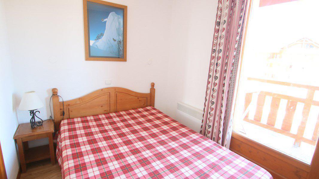 Location au ski Appartement triplex 5 pièces 8 personnes (CH28) - Résidence Parc aux Etoiles - Puy-Saint-Vincent - Canapé-lit