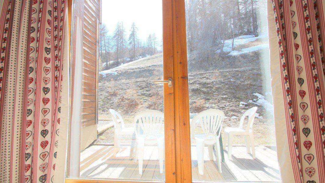 Location au ski Appartement triplex 5 pièces 8 personnes (CH33) - Résidence Parc aux Etoiles - Puy-Saint-Vincent - Séjour