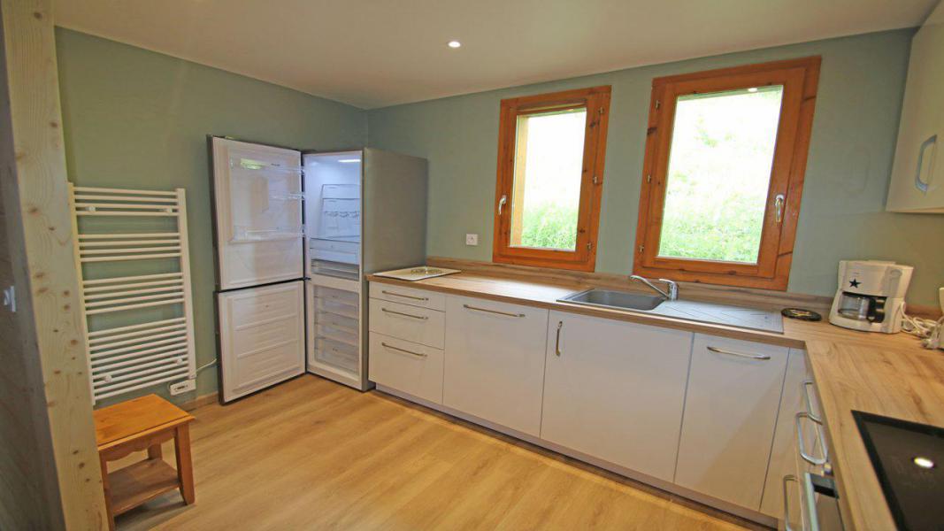Location au ski Appartement triplex 5 pièces 8 personnes (CH37) - Résidence Parc aux Etoiles - Puy-Saint-Vincent - Kitchenette
