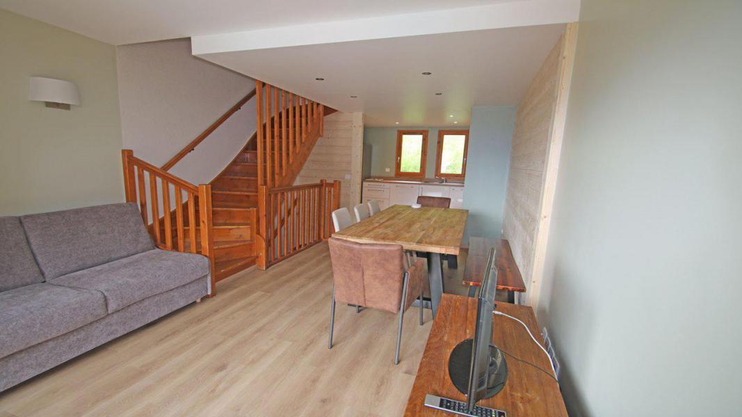 Location au ski Appartement triplex 5 pièces 8 personnes (CH37) - Résidence Parc aux Etoiles - Puy-Saint-Vincent - Séjour