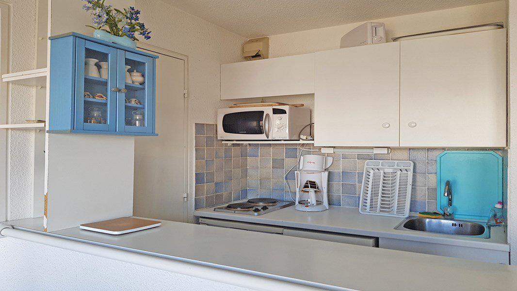 Rent in ski resort 2 room apartment 6 people (302) - Résidence Pendine 2 - Puy-Saint-Vincent - Kitchenette
