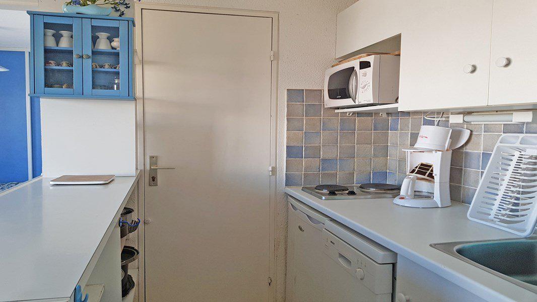 Location au ski Appartement 2 pièces 5 personnes (302) - Résidence Pendine 2 - Puy-Saint-Vincent - Kitchenette
