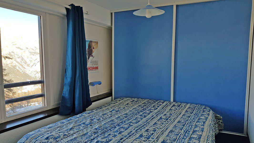 Location au ski Appartement 2 pièces 5 personnes (302) - Résidence Pendine 2 - Puy-Saint-Vincent - Lit double
